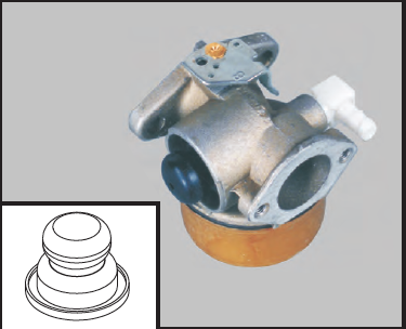 Series 6 Carburetor - 4 Cycle