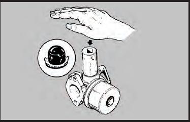Installing the Primer Bulb