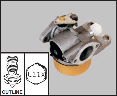 Series 6 Carburetor - 2 cycle