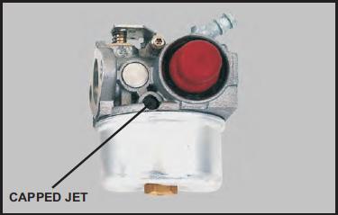 Series 11 Carburetor