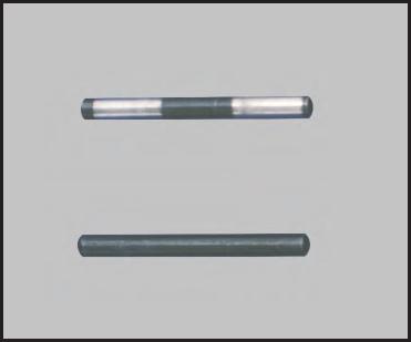 Worn Hinge Pin